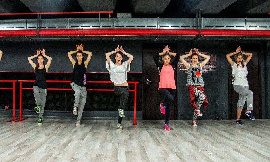 Waacking Workshop with Alexandra Barac