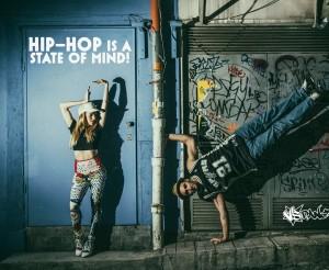 HIP-HOP IS A STATE OF MIND! Това е култура..цял един свят! Опознай го и ще го заобичаш!  Модел: Виктория Димитрова Goldy и Анатоли Джоков Jokata - VS DANCE. Снимка: Владимир Груев.  #vsdance #studioVSdance