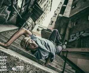 Във VS DANCE, всеки един е важен..неотменна част от обществото, което градим! Благодарим ви!  Модел: Анатоли Джоков Jokata - VS DANCE; Снимка: Владимир Груев.  #vsdance #stuioVSdance