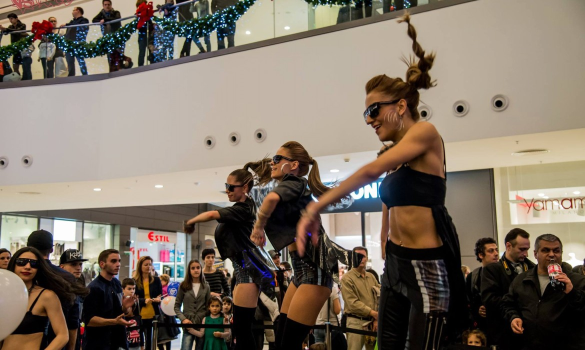 VS DANCE and X-FACTOR - Ring Mall